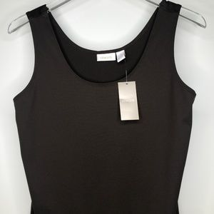 Chico's Tops - NWT Chico's Contemporary Brown Tank Top A160418